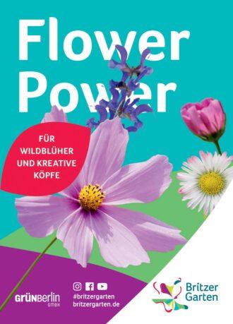 Britzer Garten Flower Power